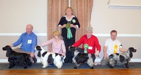 Best In Show Line Up May 2012